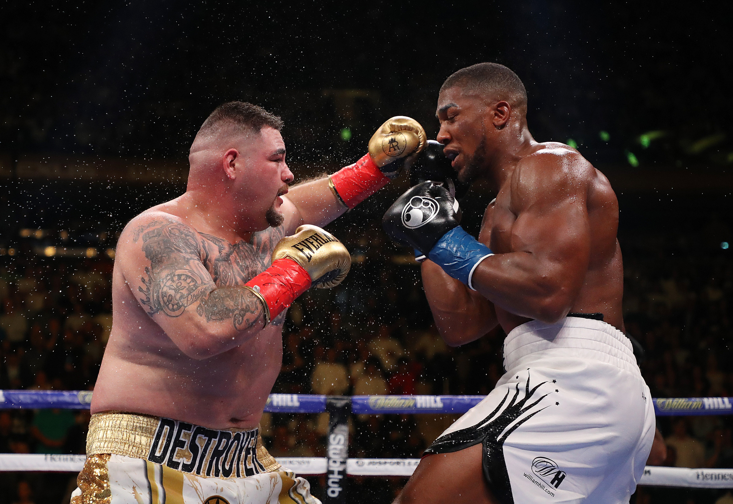 Anthony Joshua Vs Andy Ruiz Full Fight