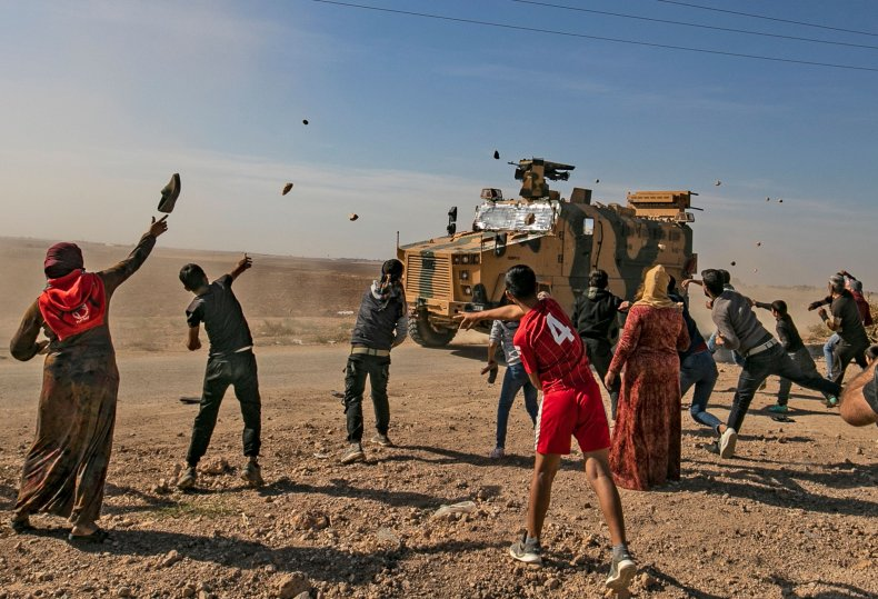 Syria, Turkey, Kurds, SDF, NATO, allies