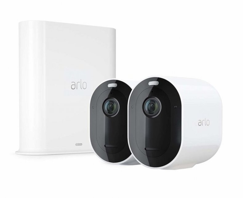 Arlo Pro 3 Two-Camera Kit