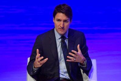 Justin Trudeau, Canada, NATO, spending, Russia, Trump