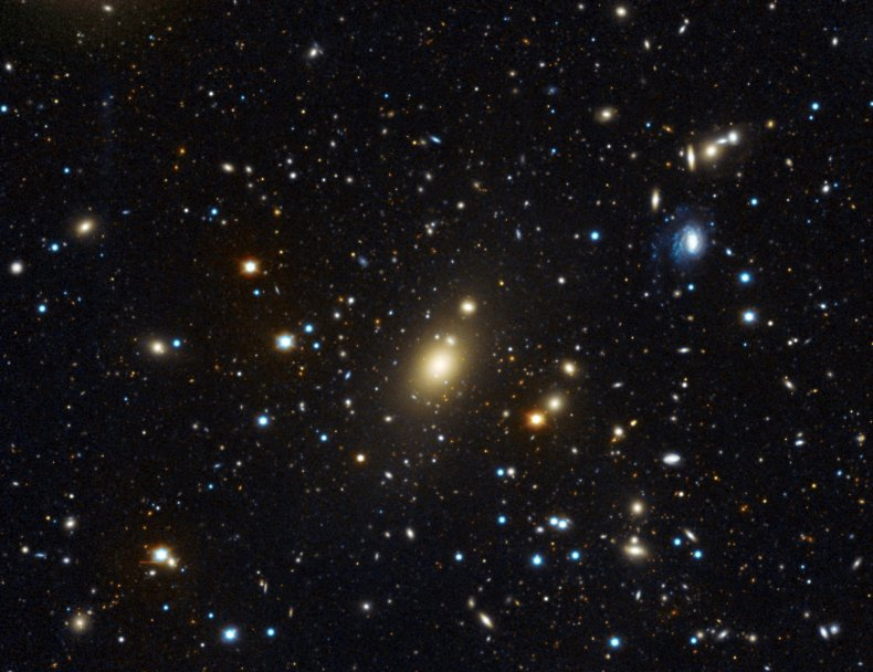 Abell 85 cluster of galaxies