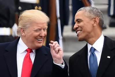 donald trump demagogue barack obama
