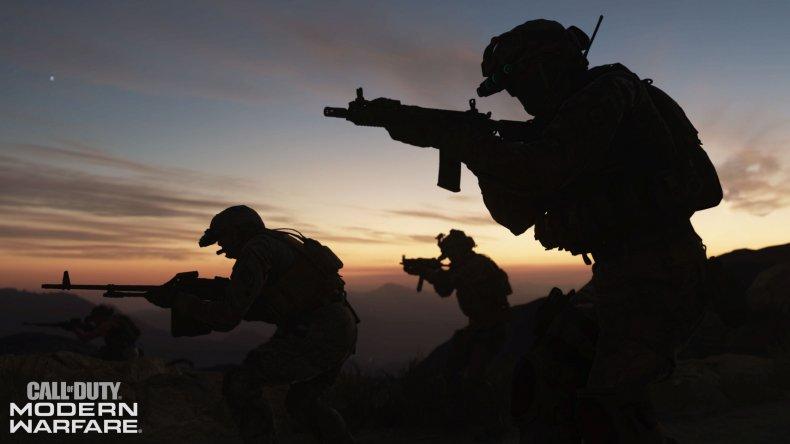 Call of Duty Modern Warfare Doritos