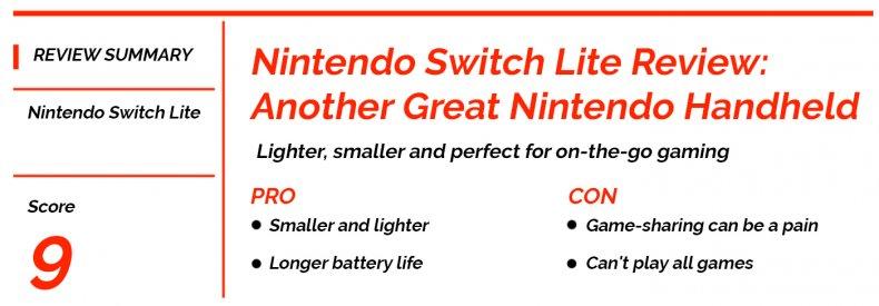 nintendo switch lite newsgeek review