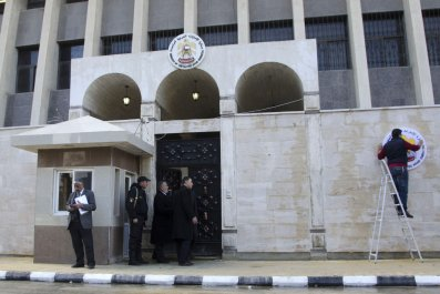 uae embassy syria damascus reopening