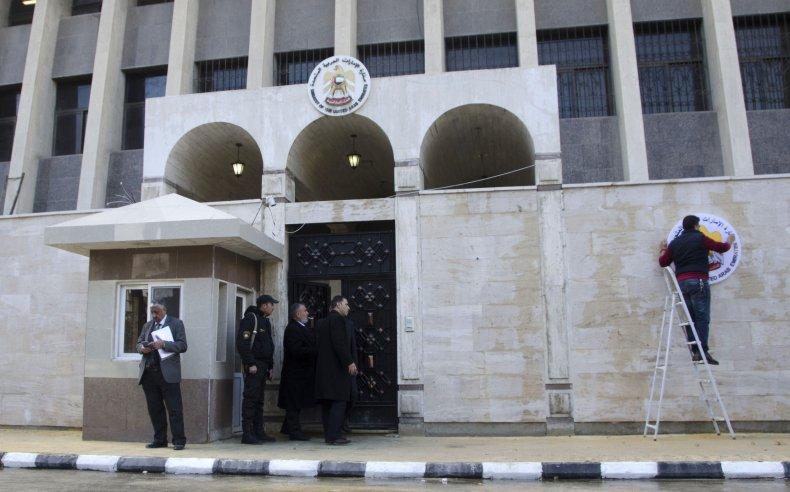 uae embassy syria damascus reopening