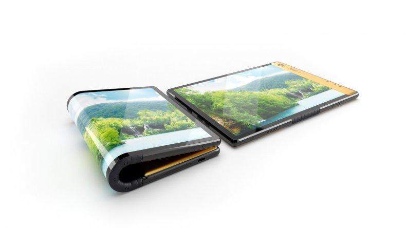 Escobar Fold 1 phone