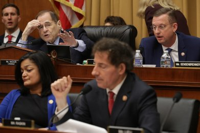 Judiciary Committee first impeachment hearing