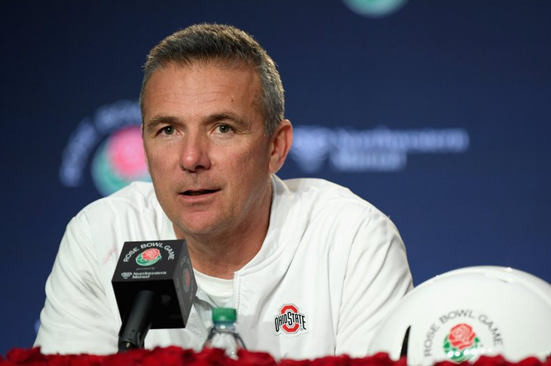 Ohio State Buckeyes,  Urban Meyer