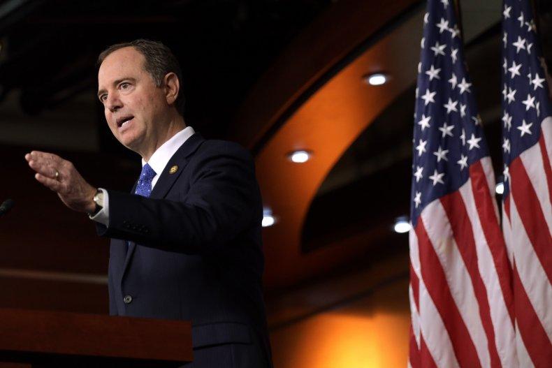 Adam Schiff Rudy Giuliani Trump impeachment calls