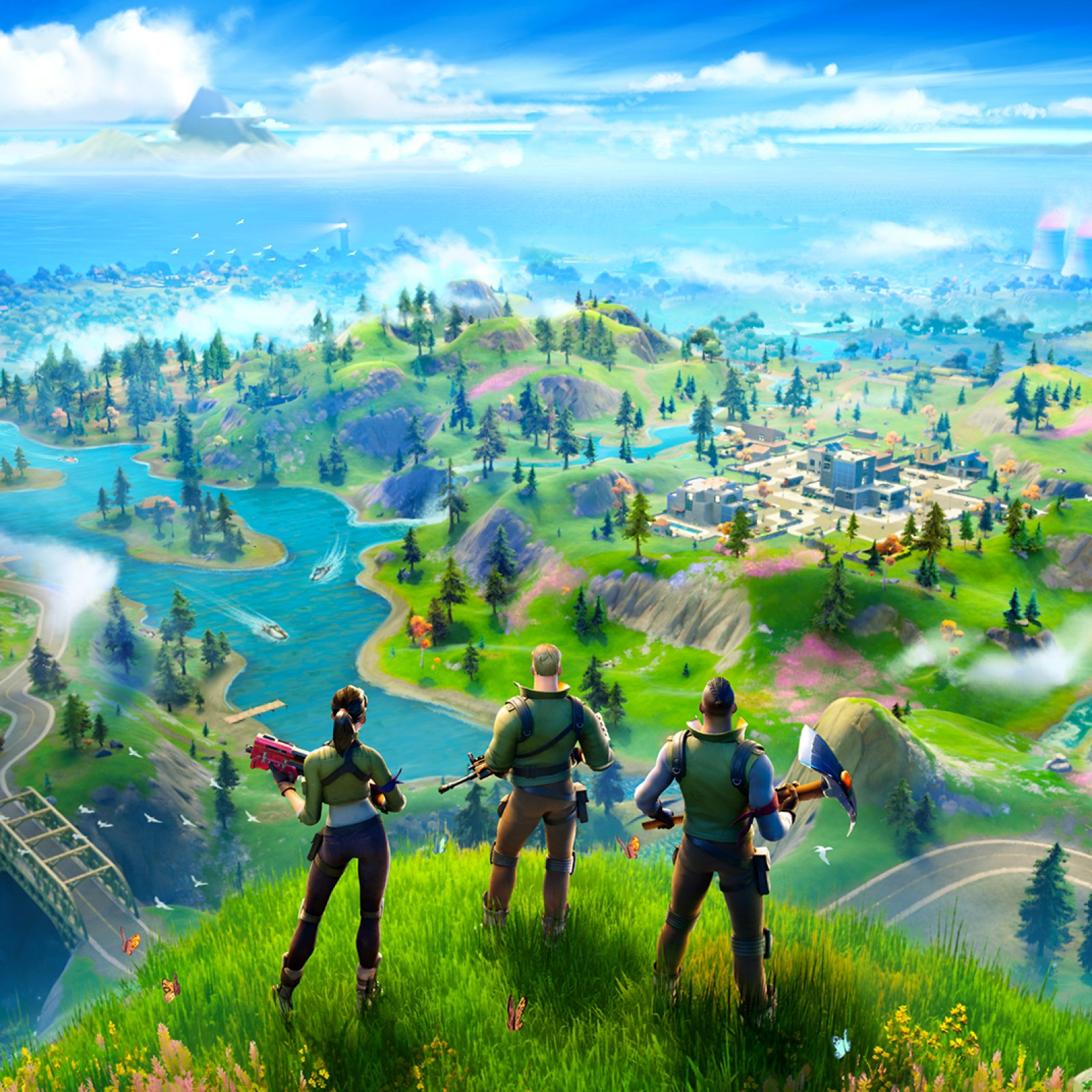 Fortnite Update 1121 Fixes Controller Lag Hitching