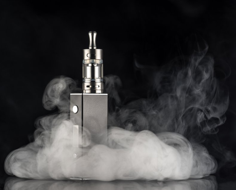 e-cigarette, vaping, vape, stock, getty,