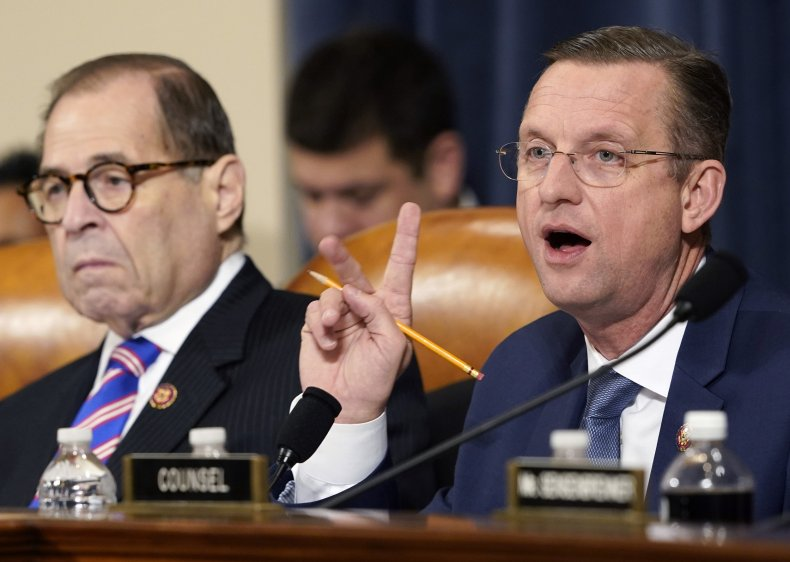 First House Judiciary Committee impeachment hearing