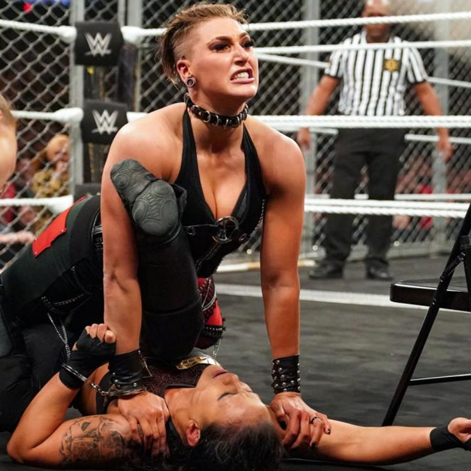 Nxt S Rhea Ripley Talks Her Rapid Rise In Wwe And Her