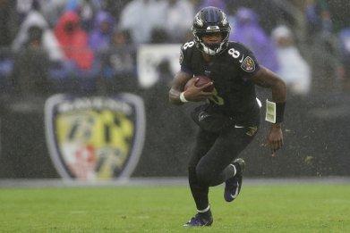 Baltimore Ravens Lamar Jackson