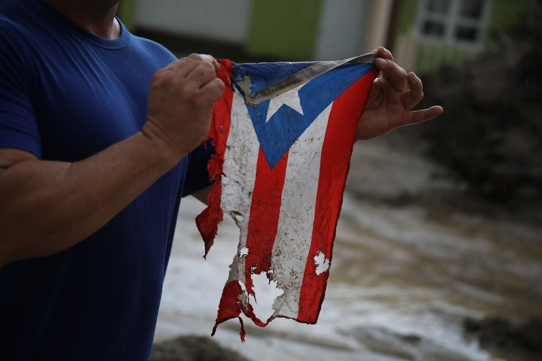 HUD withholding billions Puerto Rico disaster aid