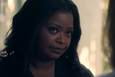octavia spencer truth be told cast