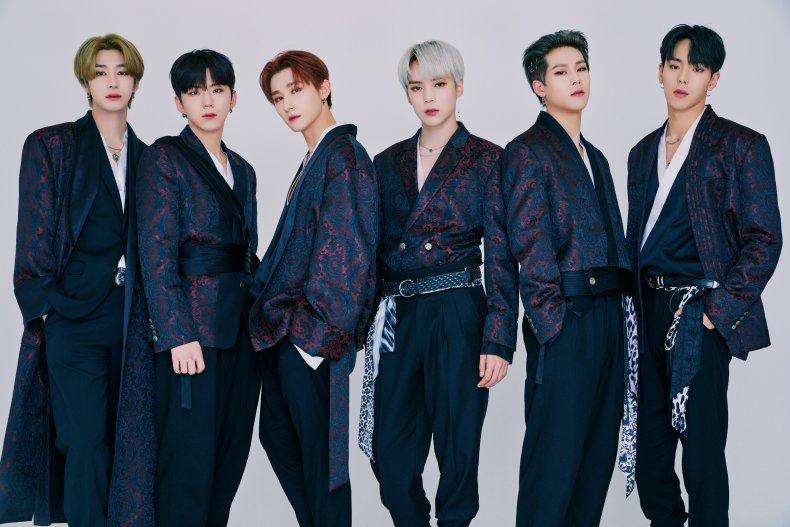 K-pop group Monsta X new album 2019