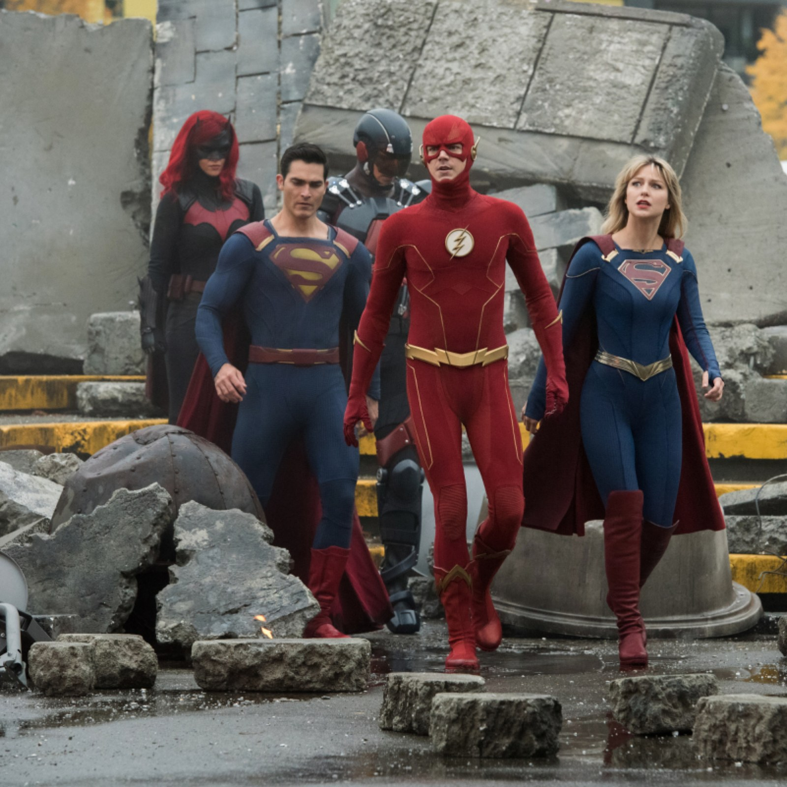 Aftermath Streaming crisis on infinite earths': when episodes are airing and how