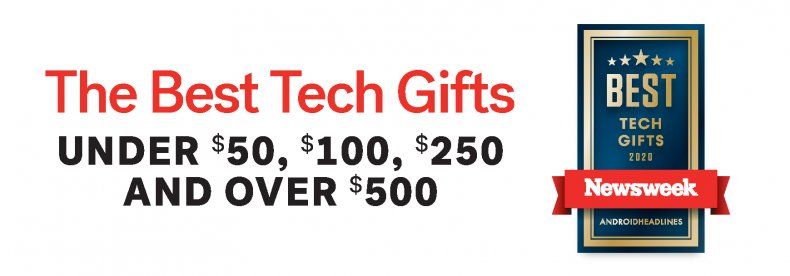best tech gifts banner