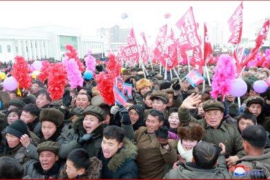 north korea people samjiyon county