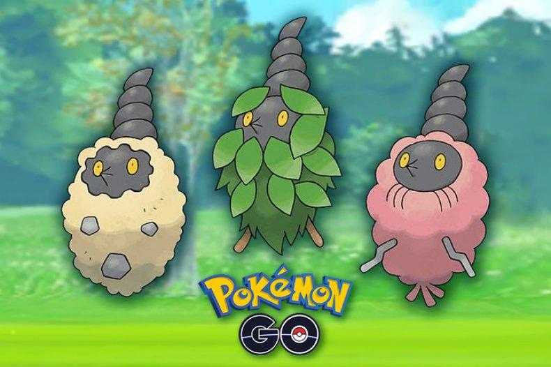 pokemon go evolution event burmy