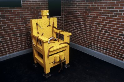 Holman Prison Electric Chair