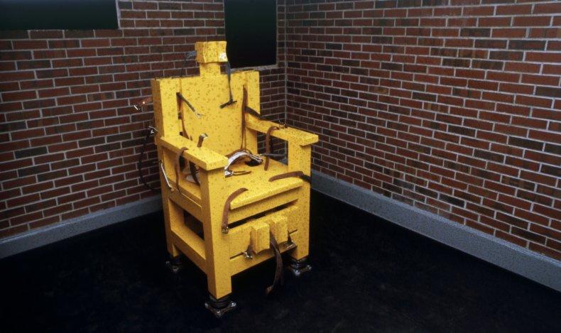 Holman Prison Electric Chair