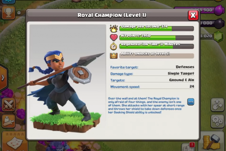 clash of clans royal guard