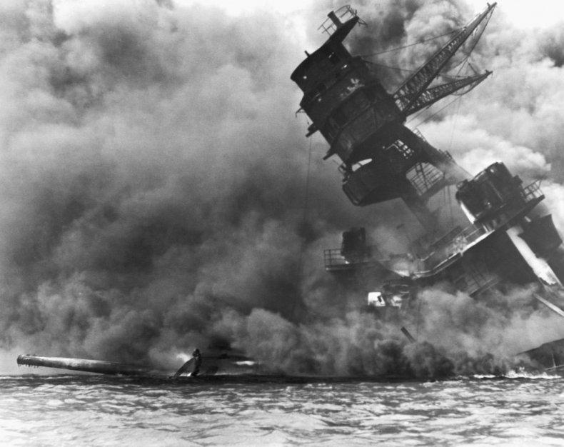 photos pearl harbor anniversary attack