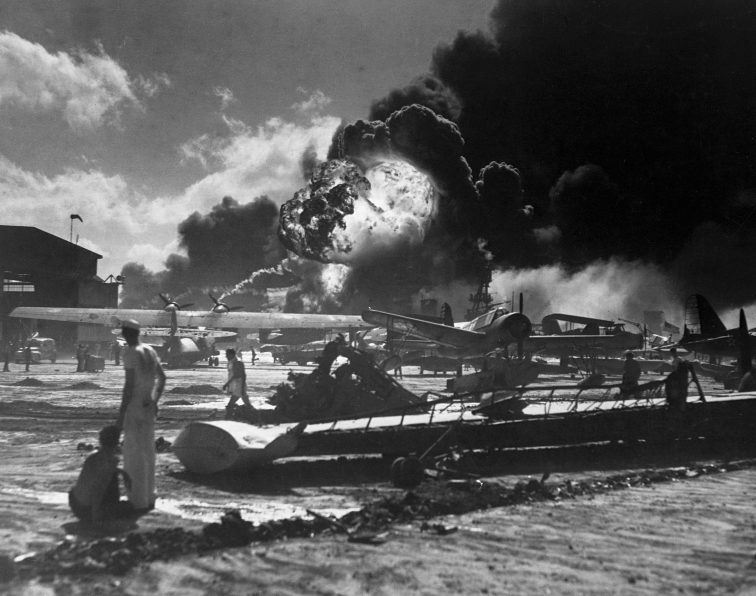 pearl harbor anniversary photos quotes from