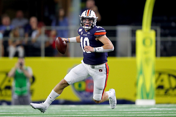 Auburn Freshman Named Bo Wrecked The College Football Playoff In But Not Jackson