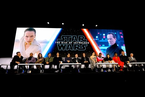 The Rise Of Skywalker Global Press Conference