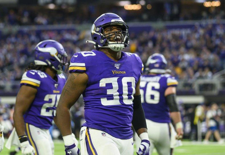 Minnesota Vikings, C.J. Ham