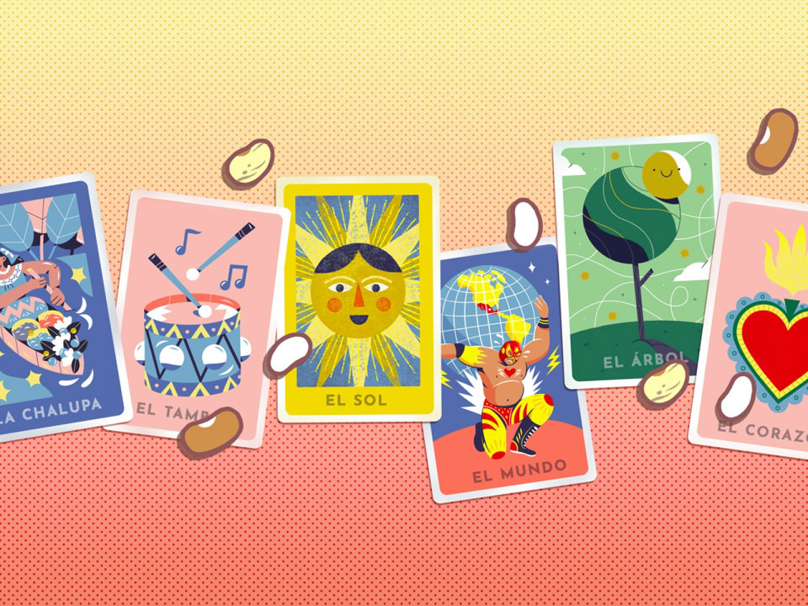 Popular Google Doodle Games Play Mexican Card Game Loteria With Friends In Today S Game