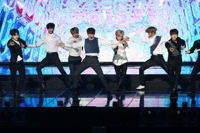 K-pop Stray Kids Seoul South Korea 2019