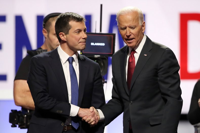 pete buttigieg joe biden arizona