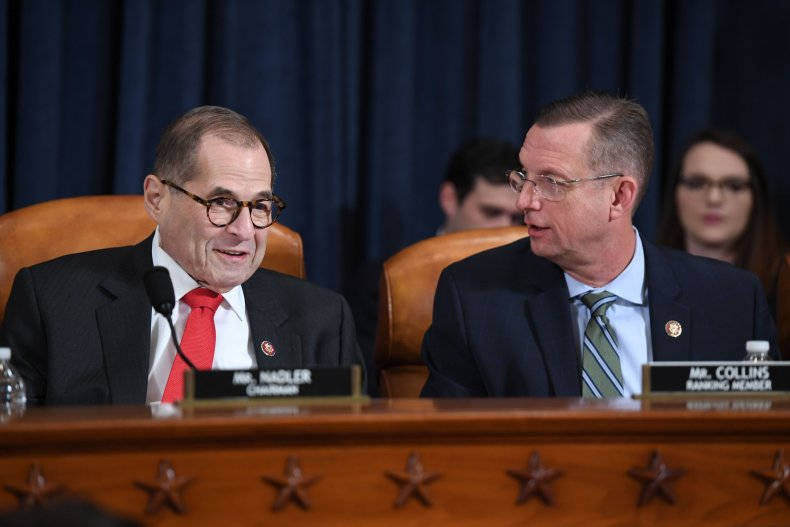 Second Judiciary Committee impeachment hearing