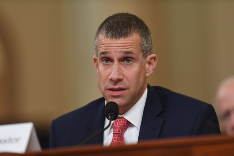 Stephen Castor second Judiciary Committee hearing