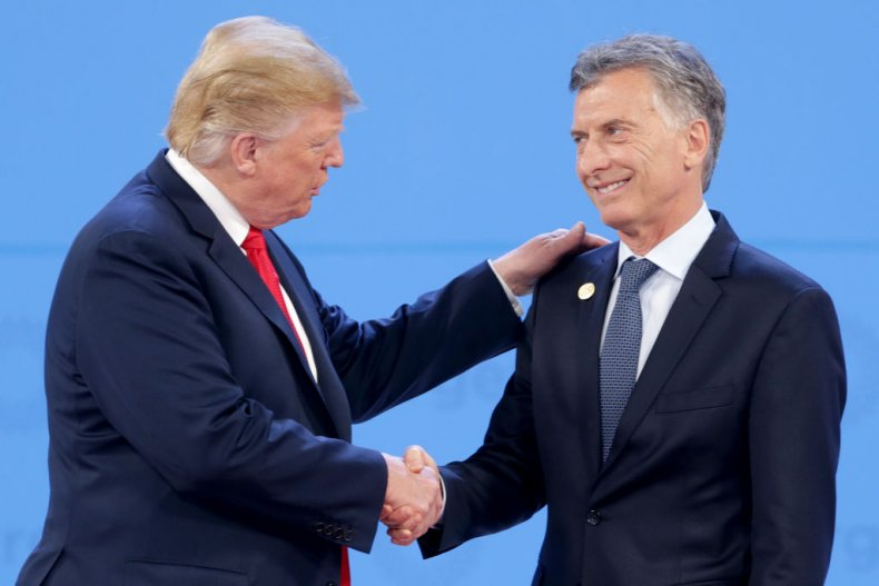 Trump and Macri