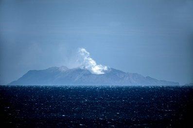 White Island volcano in Whakatane