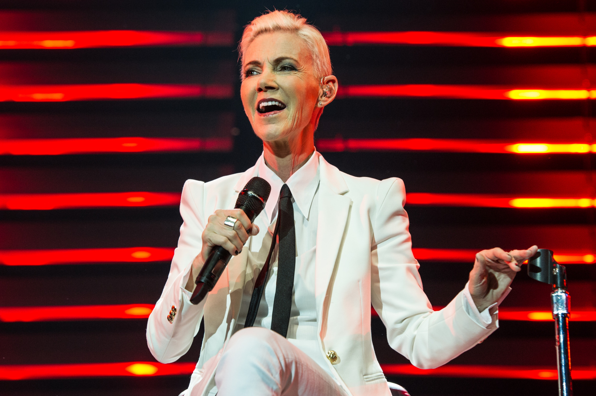 Roxette's Marie Fredriksson Dies at 61 After '17-Year-Long Battle With Cancer'