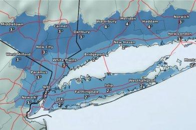 winter snow storm weather advisory
