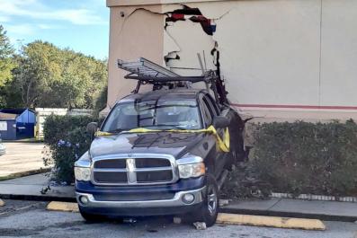 Chuck E. Cheese crash