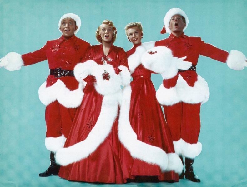 christmas songs bing crosby