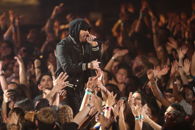 Eminem and Nick Cannon Longtime Rap Beef Explained