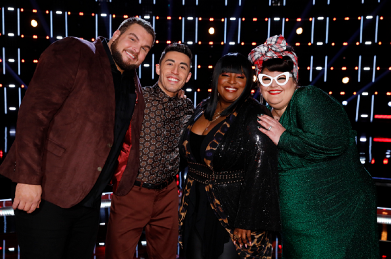 Everything to Know About 'The Voice' Season 17 Top 4 Contestants