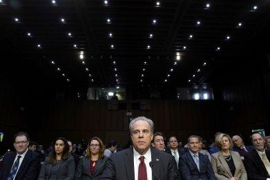 Michael Horowitz testifies to Congress