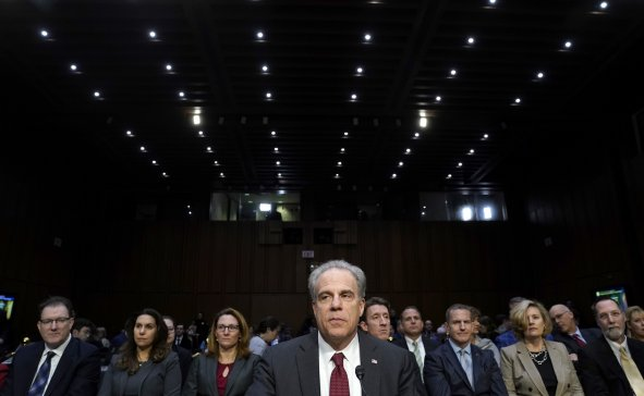 Michael Horowitz testifies to Congress