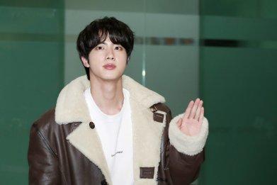 K-pop BTS Jin Seoul South Korea 2019